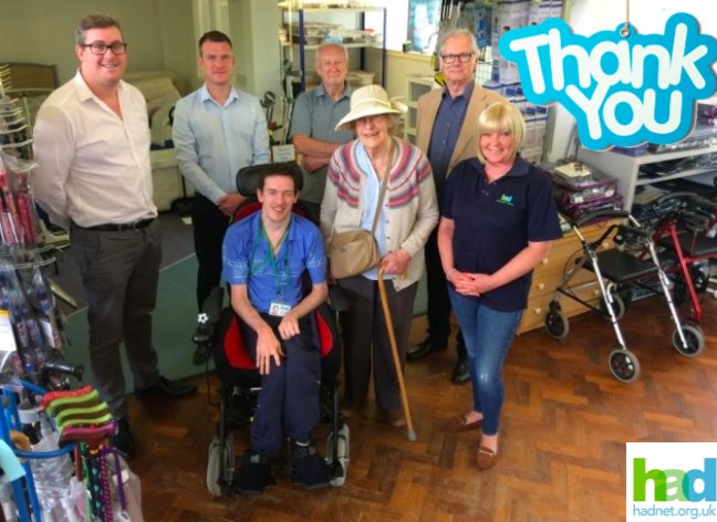 THANK YOU to all our friends for helping us achieve 1500 LIKES & FOLLOWERS on #Facebook!    Head to http://Facebook.com/pg/HADability to join the party!  Have a great weekend everyone! #ThankYou #Driving #Mobility #HADability #Friends #Followers #LoveWhatWeDo #Charity #HADpic.twitter.com/9u0nuyo7ij