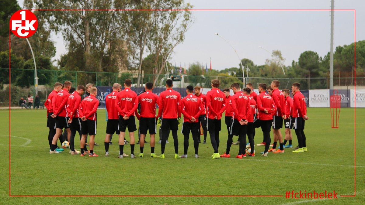 1. FC Kaiserslautern @Rote_Teufel