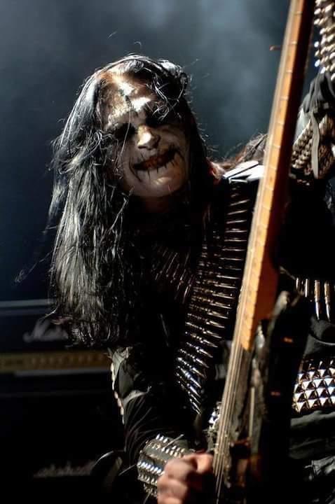 King ov Hail (Gorgoroth) #blackmetal <br>http://pic.twitter.com/mbHB6aZyqm