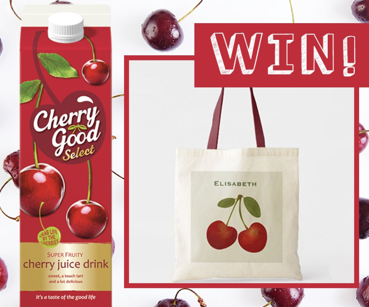Follow, Retweet & Reply for the chance to Win a Zazzle Personalised Cherry Tote Bag!   Head to the shops in style with this Cherrylicious Tote,  perfect for a carton or two of Cherry Good!  Ends 1pm 23/01, T&Cs Apply (See Bio) #FreebieFriday <br>http://pic.twitter.com/zU7i4u8eVC