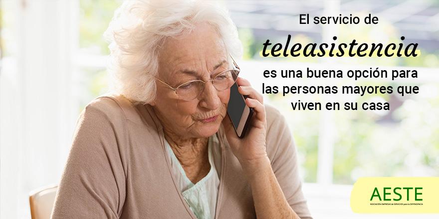 test Twitter Media - 🏠La #Teleasistencia es una opción para las #PersonasMayores que quieren vivir en su hogar y contar con el apoyo de profesionales cualificados para:  ✅Solicitar ayuda y monitorización. ✅Conversar cuando necesiten compañía. ✅Que le recuerden citas con médicos, etc. https://t.co/6rnJg5kCbX