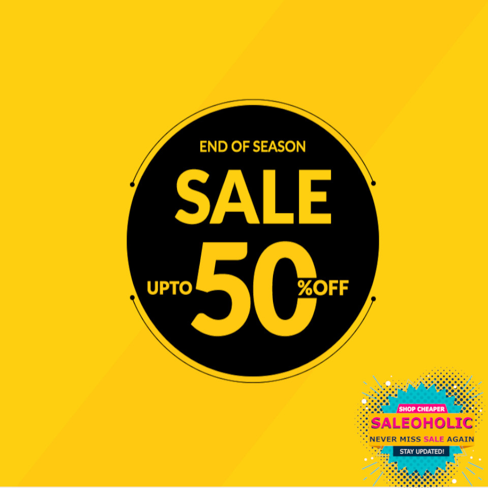 Now avail up to 50% off on select styles with CAT's End of Season Sale. Visit your nearest store or shop online before the stock runs out.  #cat #catfootwear #saleoholic #saleoholicdiscount #saloholicupdate #summersale #shoppinglover #wintersale