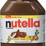 Image for the Tweet beginning: Nutella Hazelnut Chocolate Spread, 1