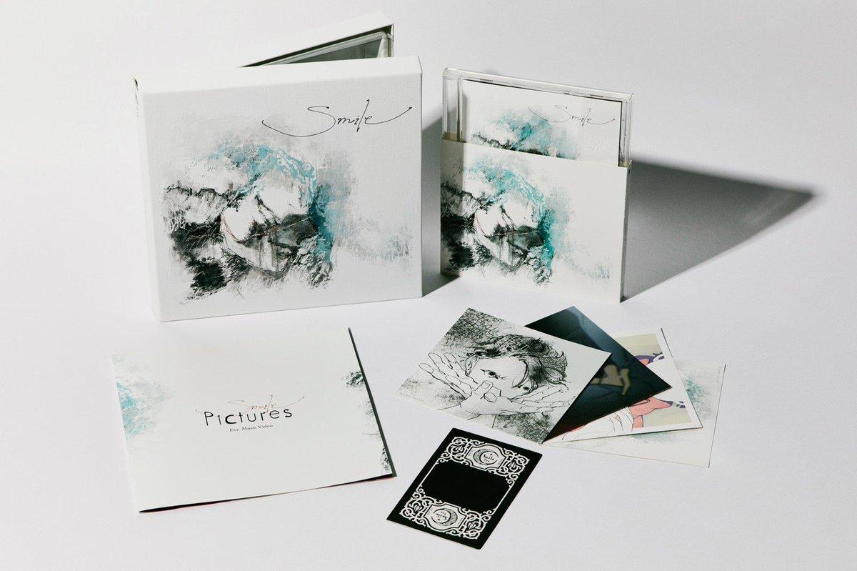 アルバムの初回盤(Smile盤)のサンプルがやってきました。ジャケットはMahさん、通常版とは違う柄で箱も大きい、色々拘りました。手にとってほしい