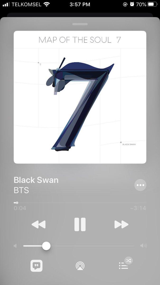 Please play BTS Black Swan on  #SunsetTrip #BTSonSunsetTrip @Prambors<br>http://pic.twitter.com/rQoTiGk8mV