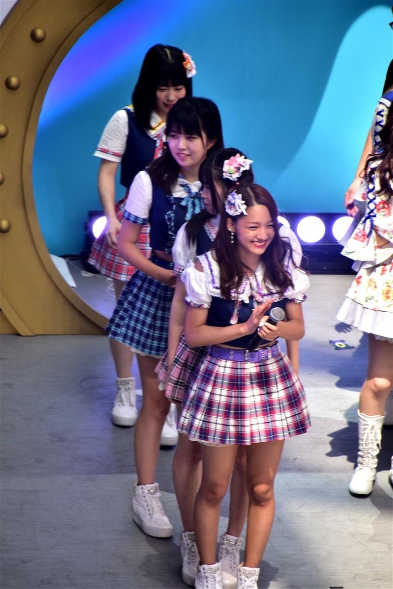 2019/8/24の エンディング @ 汐留日本テレビの画像を少々…。その3    #8princess #ReSta #WTEgret #茶果菜 #MPFB #IQプロジェクト研究生