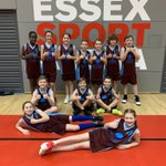 The basketball team are ready to battle it out at the Essex School Games final! Wish us luck!