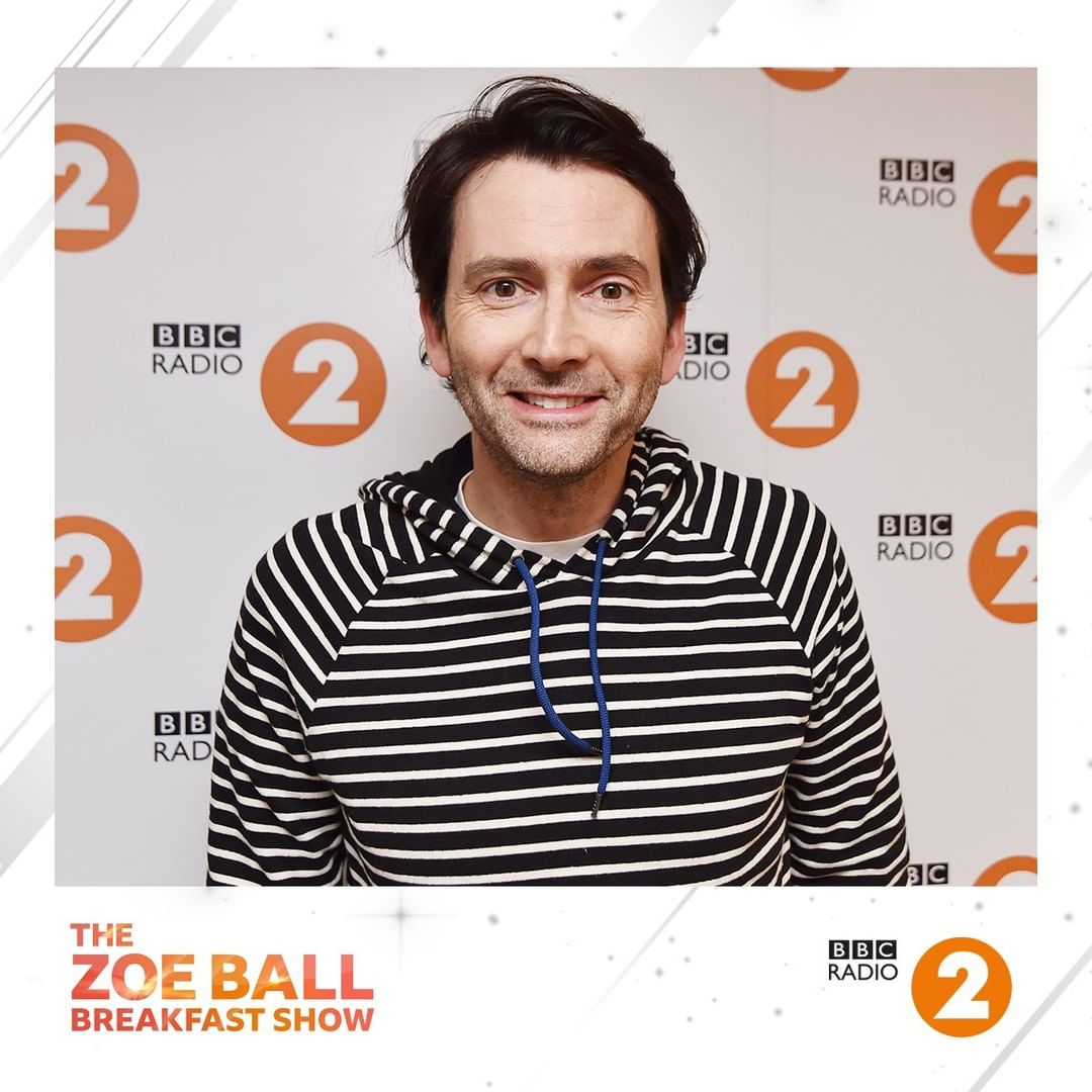 David Tennant on The Zoe Ball Show - Friday 17th January 2020