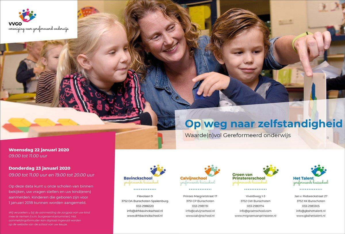 Image for the Tweet beginning: Triple Groen Status: Geloven, Genieten