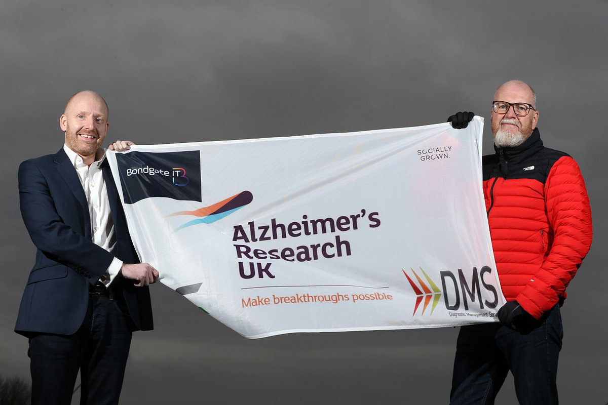 Garry Brown and everyone at  @BondgateIT wishes Mitchell Smith the best of luck in his charity trek to #Everest in aid of @AlzResearchUK  .To support him and to follow his journey click here: http://ow.ly/8w9i50xXTKN  #nepal #himalayas #alzheimersreasearchuk #it
