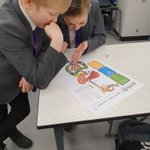 Image for the Tweet beginning: Year 7 have been learning