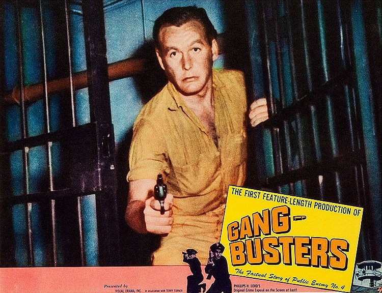 Myron Healey in the super cool GANG BUSTERS (1955) #TCM #LetsMovie #CrimePictures #ClassicFilms #TCMPartypic.twitter.com/ftGzeiMSEv