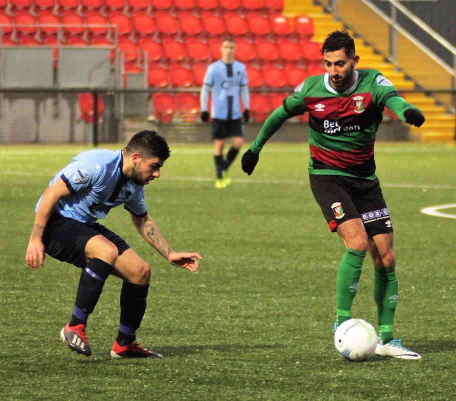 Match Preview  | On Saturday we head to the Ryan McBride Brandywell for the second time this season to play eleventh placed Institute! https://www.glentoran.com/news/match-preview-institute-v-glentoran-2… #TimeToClimb pic.twitter.com/eaL7HTCpJX
