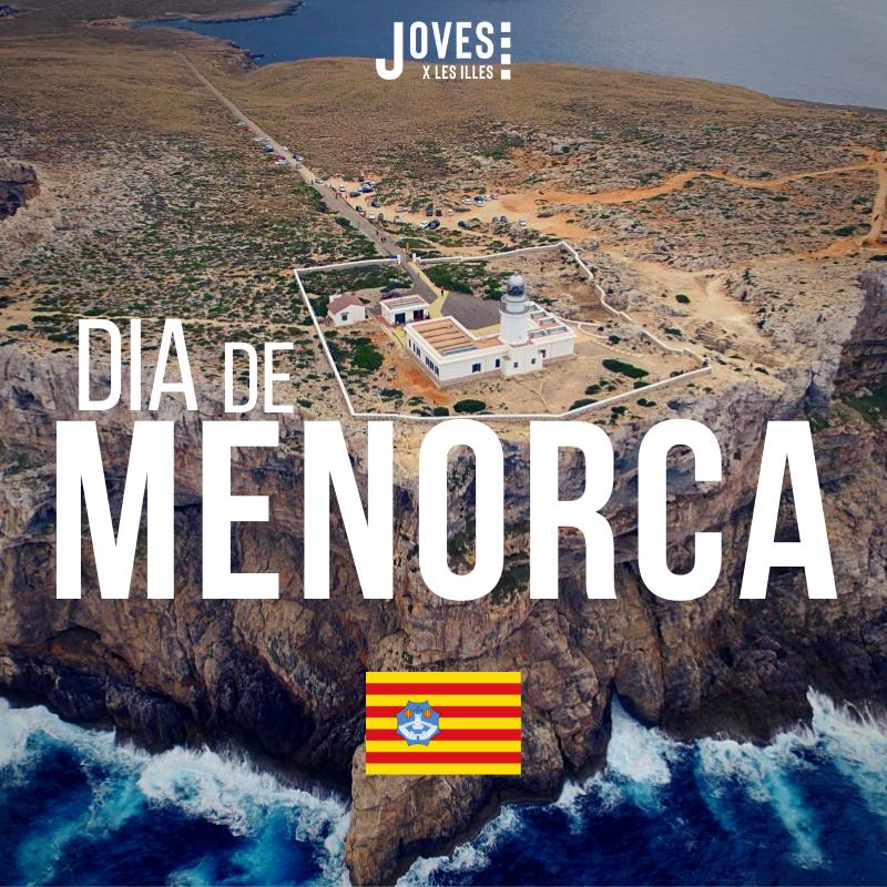RT @JxIlles: Visca Menorca i bones festes! #Somillencs #SomJoves https://t.co/8NfdoGC38v