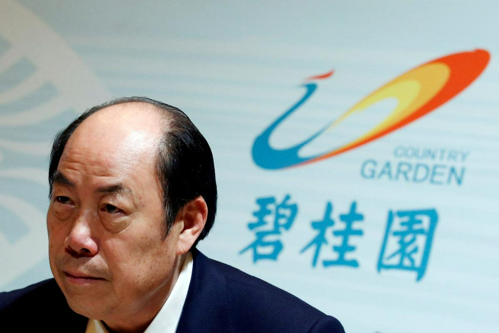 Chinese property firm Country Garden plans mass production of construction robots https://reut.rs/30snDpI