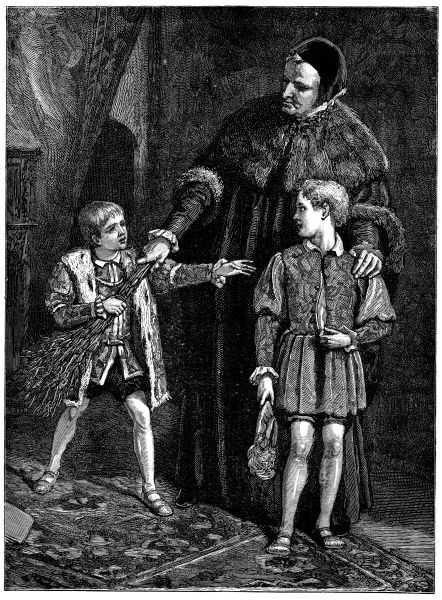 """ふ、腐女子の皆さん大変です!""""Whipping boy""""を知っていますか!?イギリス王室での家庭教師は王子を罰することが出来ないため、王子と仲の良い少年を身代わりに鞭打ったと。それを見て心を痛めた王子は反省する訳ですが…中には、親友が鞭打たれるのを見たくてワザと間違える王子もいたとか…!!"""