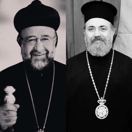 Report indicates 2 Syrian Orthodox Bishops kidnapped in #Aleppo in 2013 were killed by @CIA & #Saudi funded terrorists in #Syria. Under @BarackObama, @JoeBiden admin, taxpayer money from US Christians used to fund death of Syrian Christians💔! We pray that the report isnt true!