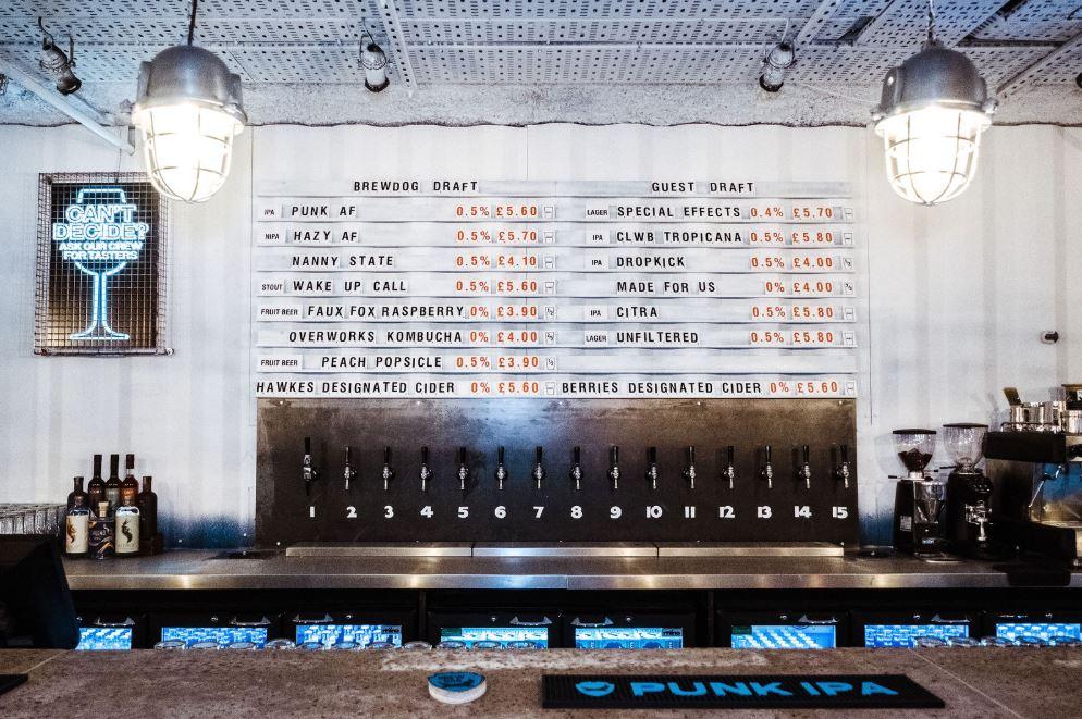 https://is.gd/0jv07c - BrewDog AF OldStreet: nasce a Londra il primo #Pub analcolico del birrificio scozzese - #AlcoholFree #AperitiviAnalcolici #BevandeAnalcoliche #BirraAnalcolica #BirraArtigianale #BrewDogAFBar #Featured #Kombuchapic.twitter.com/jHSO3C35un
