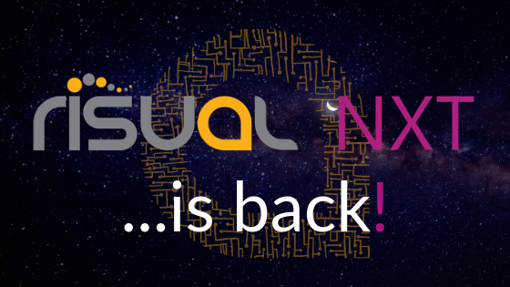 If you haven't heard that risual:NXT is back, then where have you been?  Yes, risual:NXT is back and it's bigger and better than before – snap up your ticket today …https://risualmarketing.microsoftcrmportals.com/event/sessions?id=risualNXT972436094…  #risualnxt #technology #risualfam #cloud #business #digitalpic.twitter.com/FHRZ7Skr4B