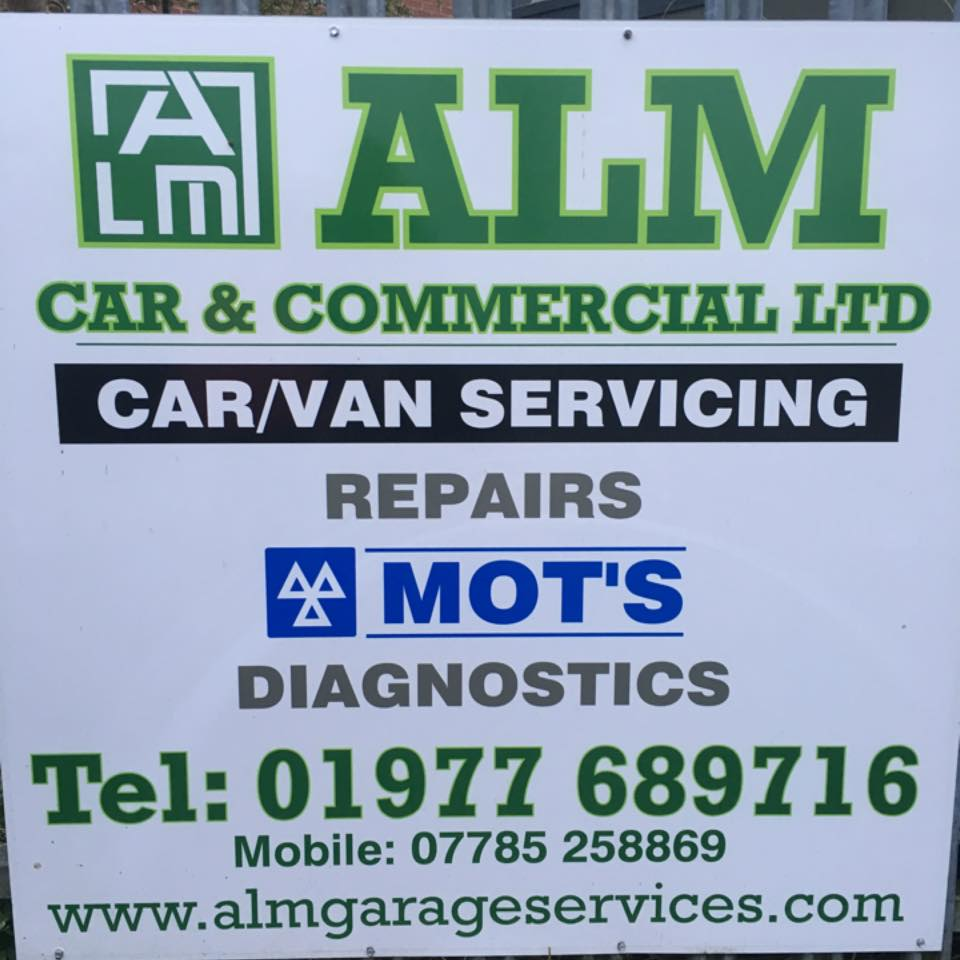 Our fully fitted workshop is well equipped with the latest technology to keep you on the road for many years to come. Visit our website and see how we can help you http://www.almgarageservices.co.uk #sherburn #tadcaster #wetherbypic.twitter.com/6ZSIybRIRA