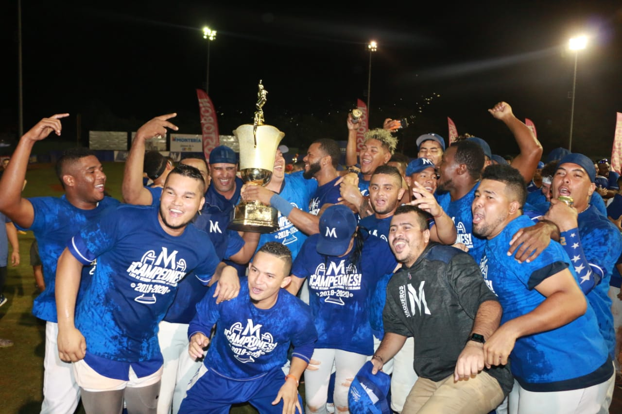 Vaqueros logró su primer campeonato en Colombia y ahora irá a la Serie del Caribe.