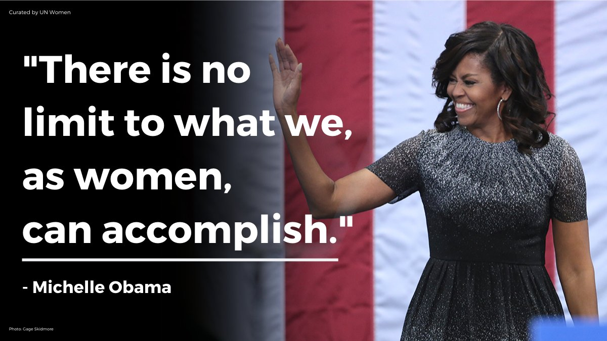 Happy Birthday, @MichelleObama 🥳🎊🎉 Thank you for being an inspiration to women and girls around the world.