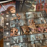 Image for the Tweet beginning: Chastity Published by @dynamitecomics   BUY YOURS