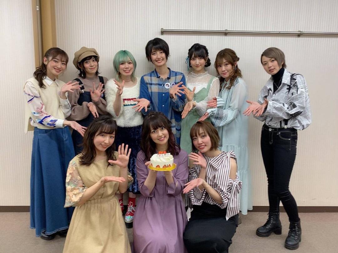 『ボイスガレッジ NewYear Party!~Side Girls~』です ー アメブロを更新しました#山崎エリイ