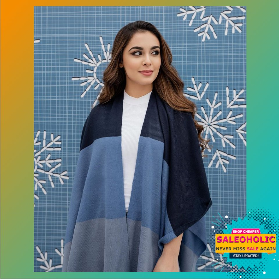 Our new year's resolution: own one of these cape shawls in every color🙌🏻 Our Winter Sale is going strong, in stores & online  #Beechtreepk #BTOuterwear #AutumnWinter #WinterSale #saleoholic #saleoholicdiscount #saloholicupdate #summersale #shoppinglover #wintersale #lahore