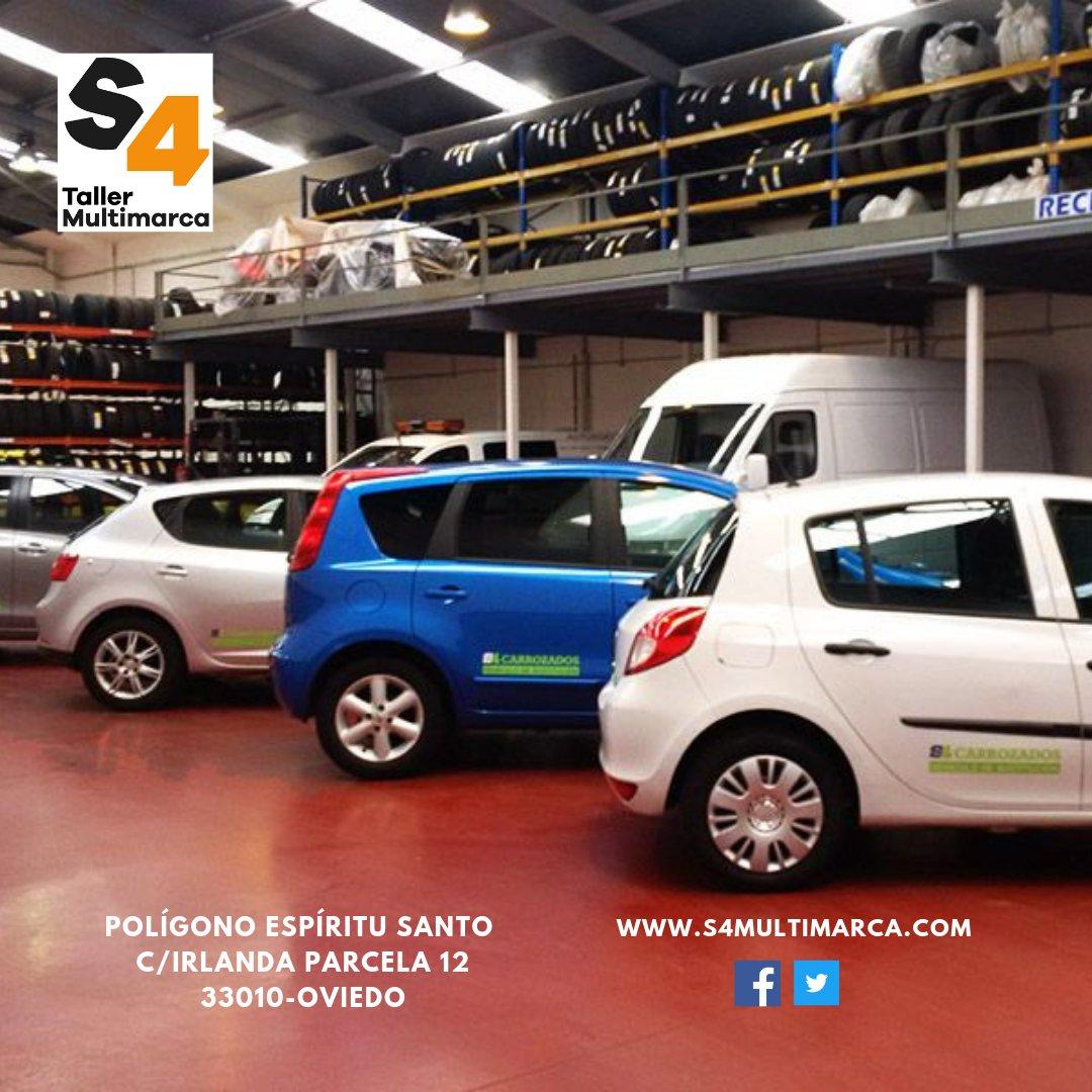 En S4 Multimarca disponemos de coches de sustitución totalmente gratuitos. De esta forma mientras nuestro equipo se ocupa de su coche nuestros clientes pueden seguir sus actividades diarias sin ningún problema. ¡Así de fácil!