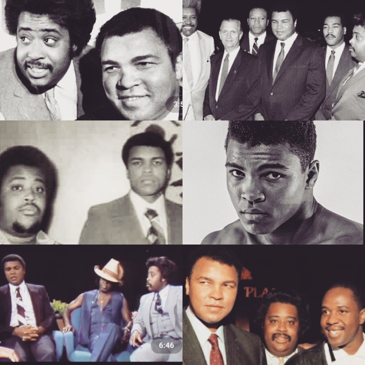 Today we celebrate my friend, my brother, the champ, the greatest of all time forever. Happy Birthday to Muhammad Ali!