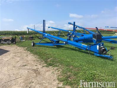 2013 #Brandt 1380 #grain auger with a 13X80 swing hopper, listed by @RobertsFarmEq! http://www.farms.com/used-farm-equipment/grain-handling-and-storage-equipment/2013-brandt-1380-grain-auger-212516.aspx… #OntAg #FarmEquipment #ForSale #Agriculture #Equipment #Farm365