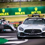 Let's see some ❤️ for the other @MercedesAMG in @F1!