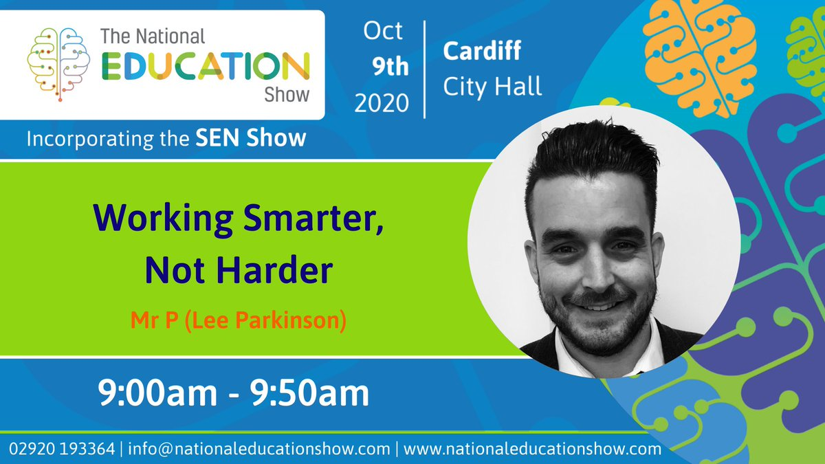 We have @ict_mrp speaking at the National Education on Working Smarter, Not Harder! Click here for more information  https://www. eventbrite.co.uk/e/national-edu cation-show-2020-tickets-74829044687#tickets  …  Book your ticket early to avoid disappointment #NESCYMRU2020 #education #cardiff #schoolinsetday #trainingday #mrp<br>http://pic.twitter.com/QooWvFltxx
