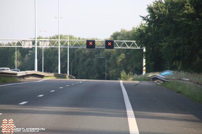 Dit weekend afsluiting A20 tussen Maasdijk en Maasland https://t.co/H2r4xeSGVe https://t.co/kuwIF1rAEz