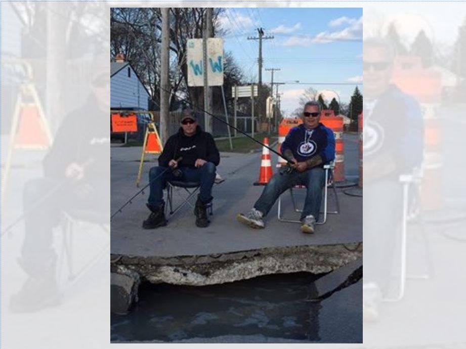 NEWS: Two Canadians Went Fishing in a Sinkhole 🎣http://bit.ly/2V8pegj #fishing #sinkhole #fishinglife