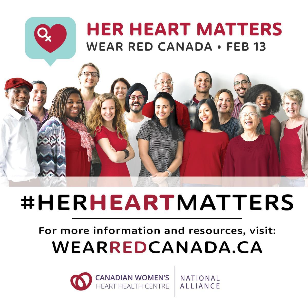 Leslie Diamond Women's Heart Health Clinic (@Women__Heart) on Twitter photo 17/01/2020 17:13:36