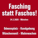 Image for the Tweet beginning: Die PARTEI München informiert: