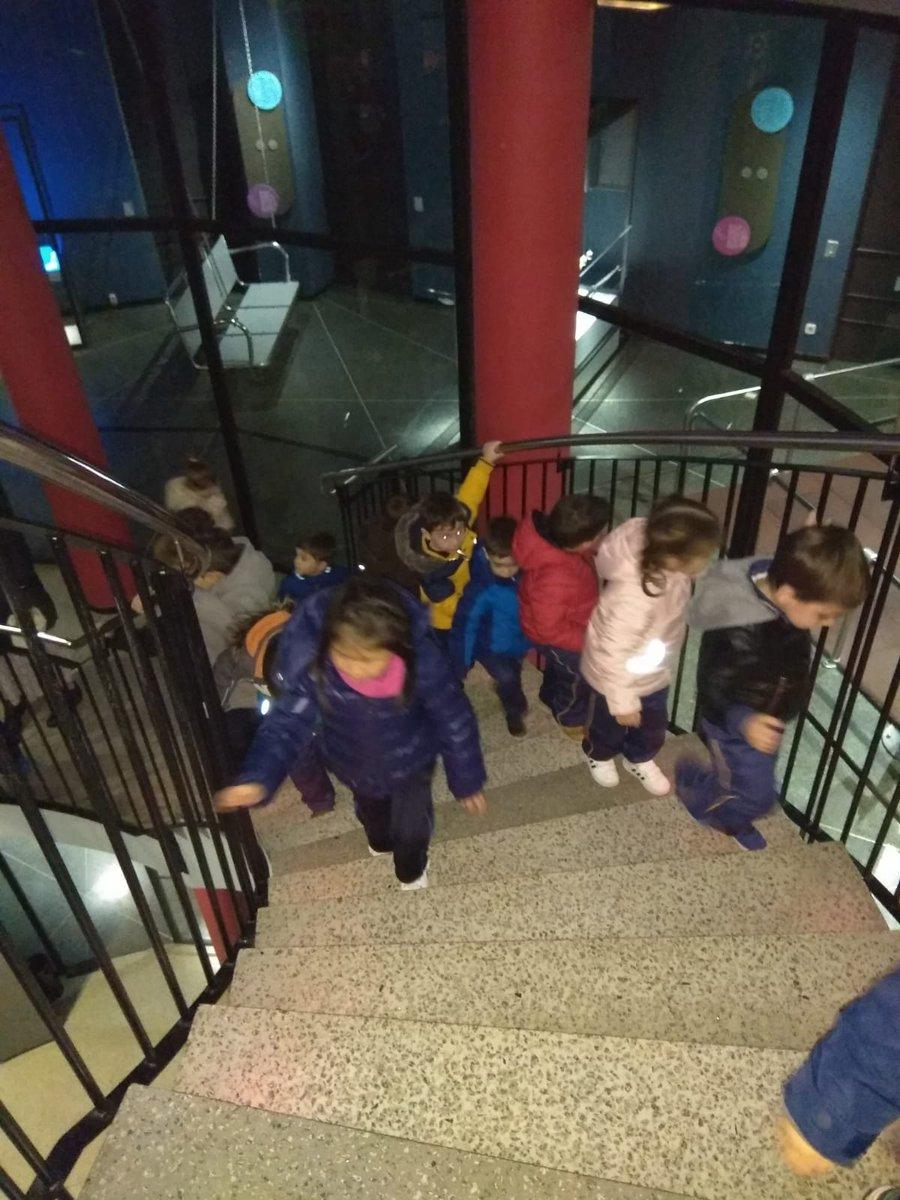 Los peques de #EducaciónInfantil han visitado el Planetario y Casa de las ciencias en #Coruña @mc2corunapic.twitter.com/NV5pBVYgZA