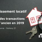 Image for the Tweet beginning: Immobilier ancien : Une transaction