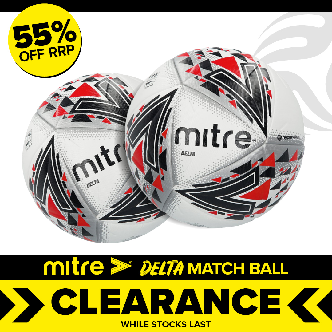 Do you love quality footballs at amazing prices? What a coincidence! So do we!   Take a look at our Mitre balls as well as a range of others 👇  https://soo.nr/E2xQ  #directsoccer #football #mitre #clearancesale #januaryclearance