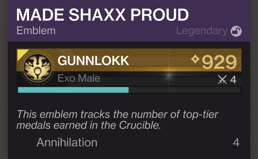 I'm a PVE guy through and through, but I'm determined to solo grind to fabled this season. It's a slow process. Still grinding for that recluse, Randy's, Revoker, Komodo, and maybe even Luna's or Redrix's. #destiny2 #destiny2crucible #destiny2ps4 #ps4 #destiny2pvpcomp #bungiepic.twitter.com/ZhjMTZ7ICt
