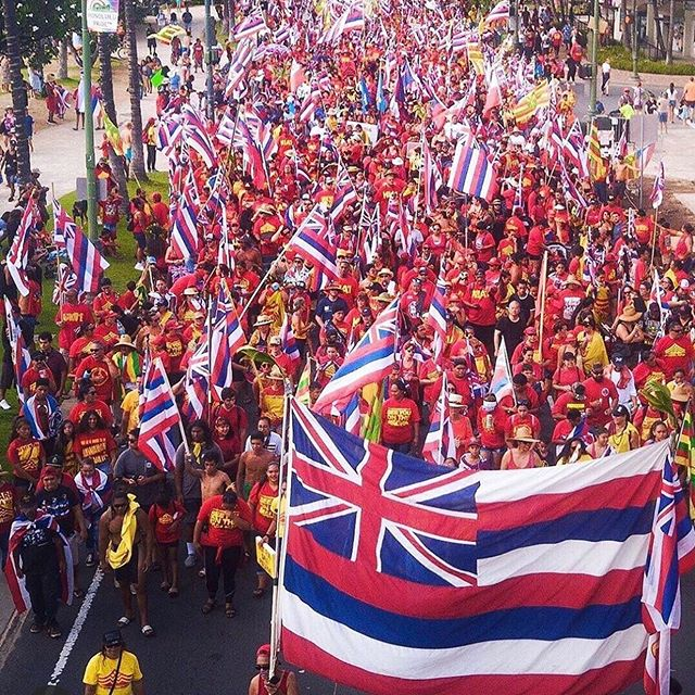 """Peak Occupation: The Rising Ea of a Hawaiian National Consciousness"" by Cameron Grimmhttps://abolitionjournal.org/peak-occupation-the-rising-ea-of-a-hawaiian-national-consciousness/ …A new contribution to Abolition's conversation on ""States of Emergency/Emergence: Learning from Mauna Kea"" - edited by @uahikea and @smwiebe"