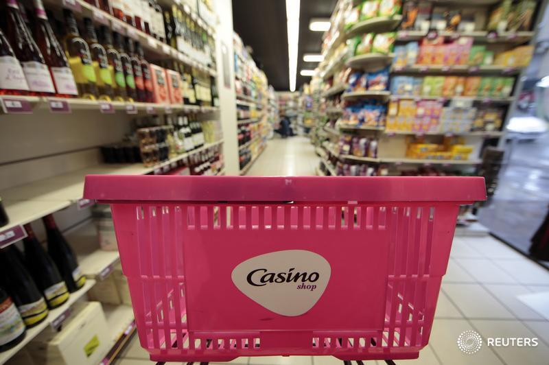 French retailer Casino issued a stealthy profit warning as part of a regular sales update. Blaming the shortfall on protests about French pension reforms is unconvincing. @dasha_reuters writes: https://bit.ly/2TEw4gx