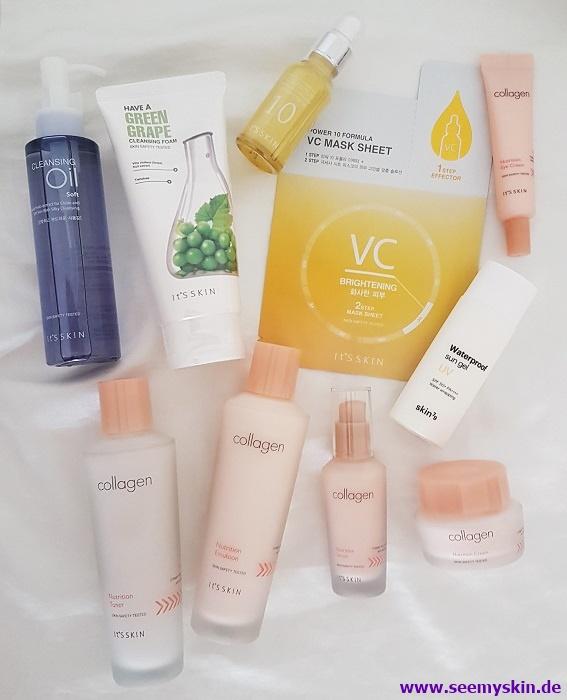"""""""Weniger Make-up, mehr Hautpflege"""" – so lautet das Motto der Koreanerinnen. Für ihre makellose Haut wenden sie täglich eine mehrstufige #Hautpflegeroutine an. Entdecke die '10-Step Korean Skincare Routine (Normale Haut)' unter: https://www.seemyskin.de/hautpflege-sets/102/10-step-korean-skincare-routine-set-normale-haut…pic.twitter.com/fKqkKJmmWN"""