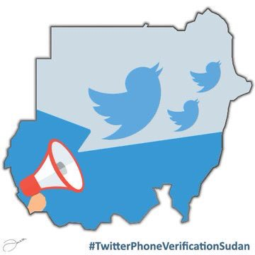 Brother, I am back #TwitterPhoneVerificationSudan To be able to document Twitter accounts with Sudan numbers +249, support us and create @jack We need to accomplish and appreciate linking the account to the Sudanese numbers <br>http://pic.twitter.com/sGTA601AE6