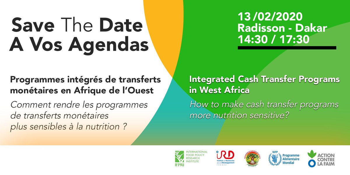 test Twitter Media - Join @IFPRI_WCAO & @IFPRI's #PHND for a Policy seminar on 📆 Feb 13, 2020 & learn how to make cash transfer programs in #WestAfrica more #nutrition_sensitive? Learn More Here 👉https://t.co/uTuwo7ArhH @FAO https://t.co/QhAD7EQyTM
