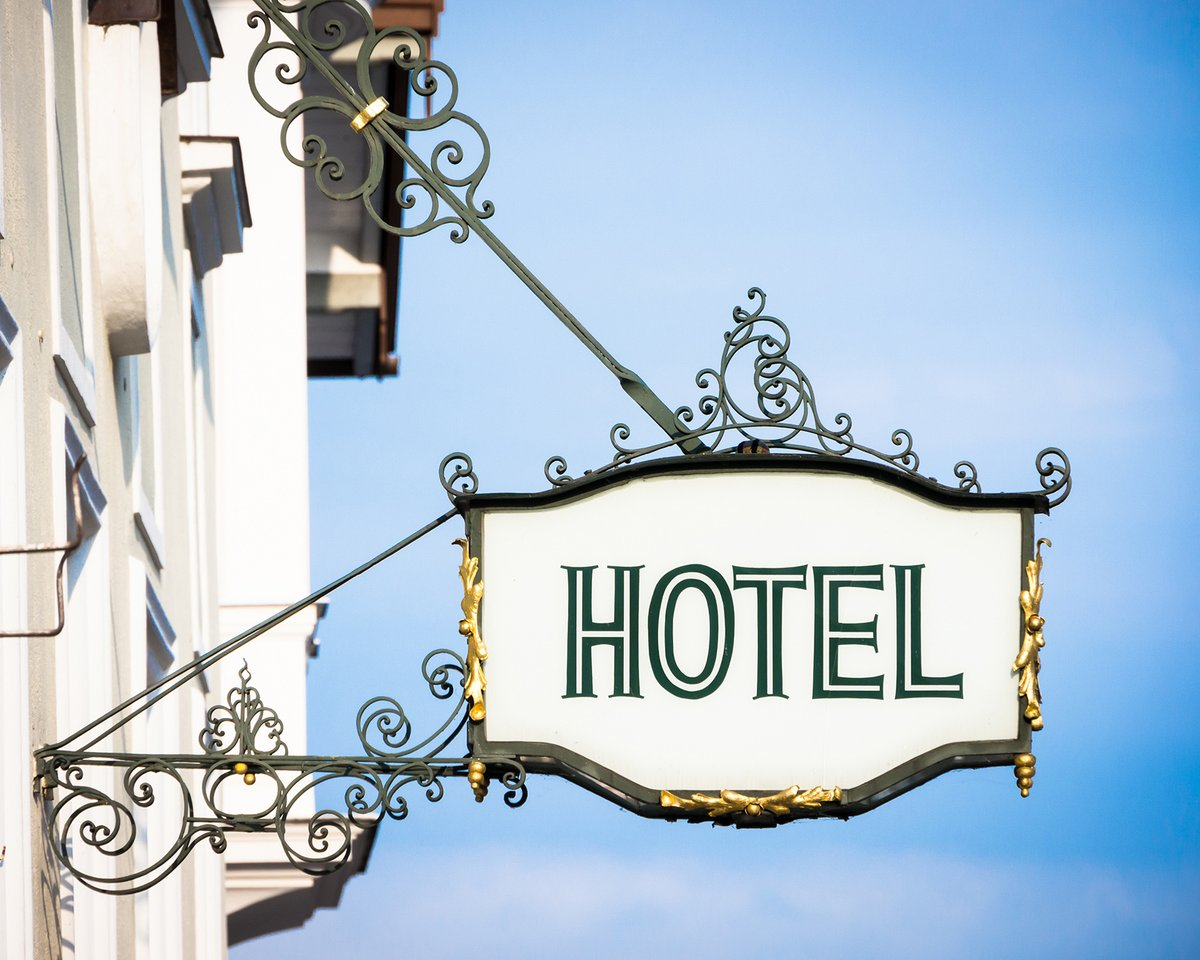 What features do you look for when booking a hotel in Europe? https://t.co/IAxvl7e7j9