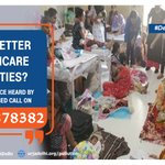 Image for the Tweet beginning: Need better healthcare facilities? #DelhiElections2020  To Join