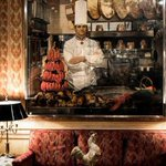 Image for the Tweet beginning: Il ristorante a Lione di
